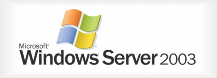 ms windows server 2003: